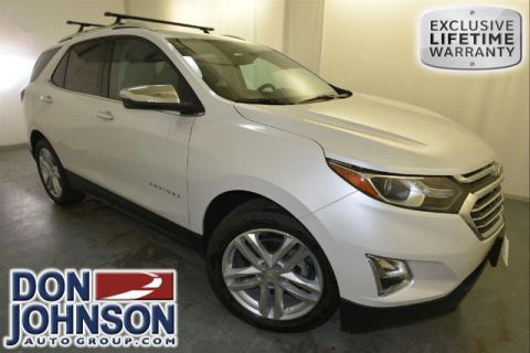 New 2018 Chevrolet Equinox Premier w/2LZ AWD