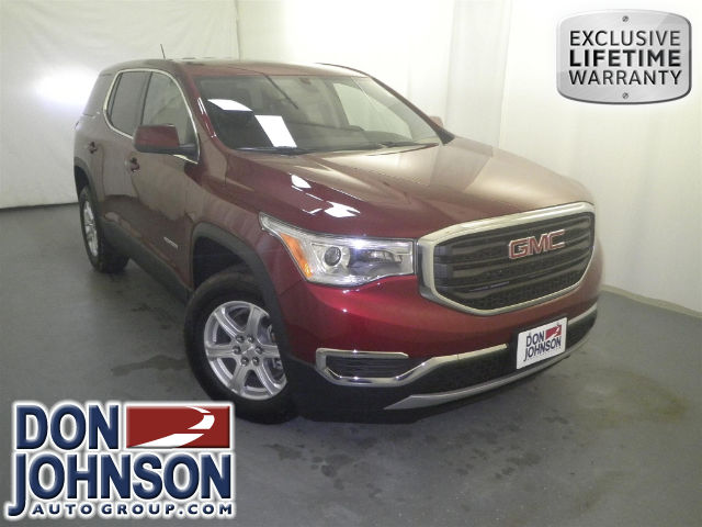 New 2017 Gmc Acadia Sle 1 Suv In Rice Lake R1753 Don