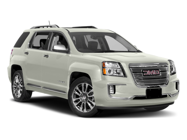 New 2017 Gmc Terrain Denali Suv In Rice Lake R17300 Don
