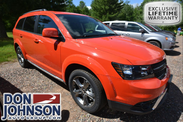 New 2017 Dodge Journey Crossroad AWD