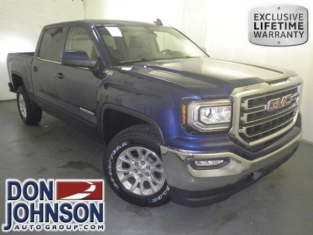 New 2017 Gmc Sierra 1500 Sle Truck In Rice Lake R1739