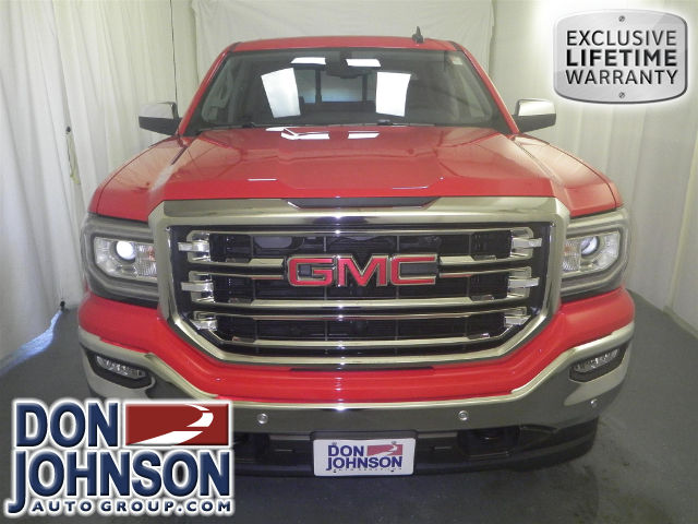New 2017 Gmc Sierra 1500 Slt Truck In Rice Lake R1757