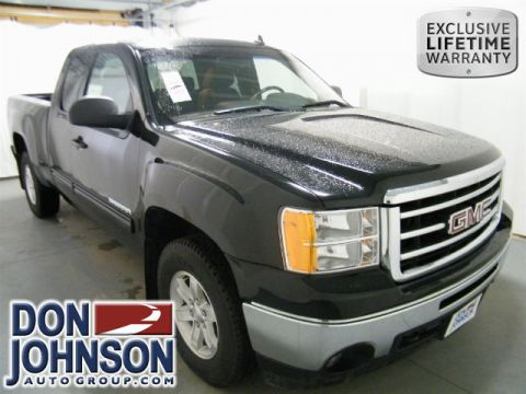 Pre Owned 2012 Gmc Sierra 1500 Sle Truck In Rice Lake